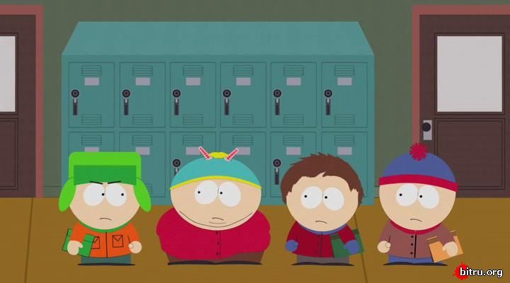 south park effective social commentary