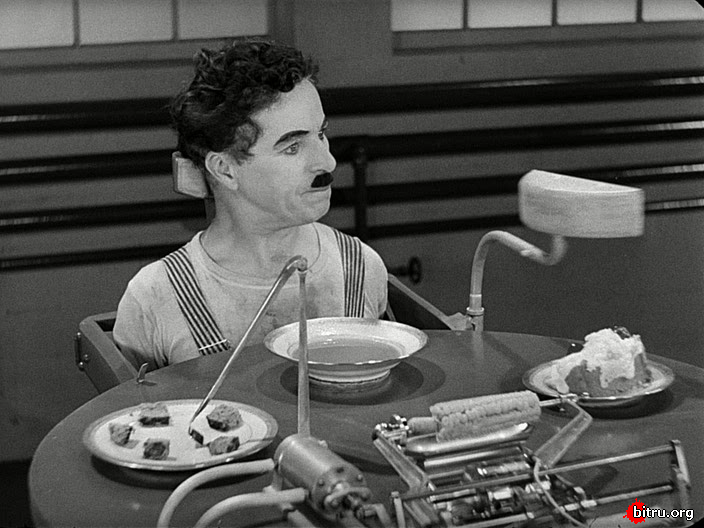 modern times film critique Modern times (1936) a one of the 15 films listed in the category art on the vatican film list sdg silent films were already old-fashioned and out of vogue in 1936 when charlie chaplin completed his last silent feature film, modern times, almost ten years after the sound revolution began with the jazz singer.