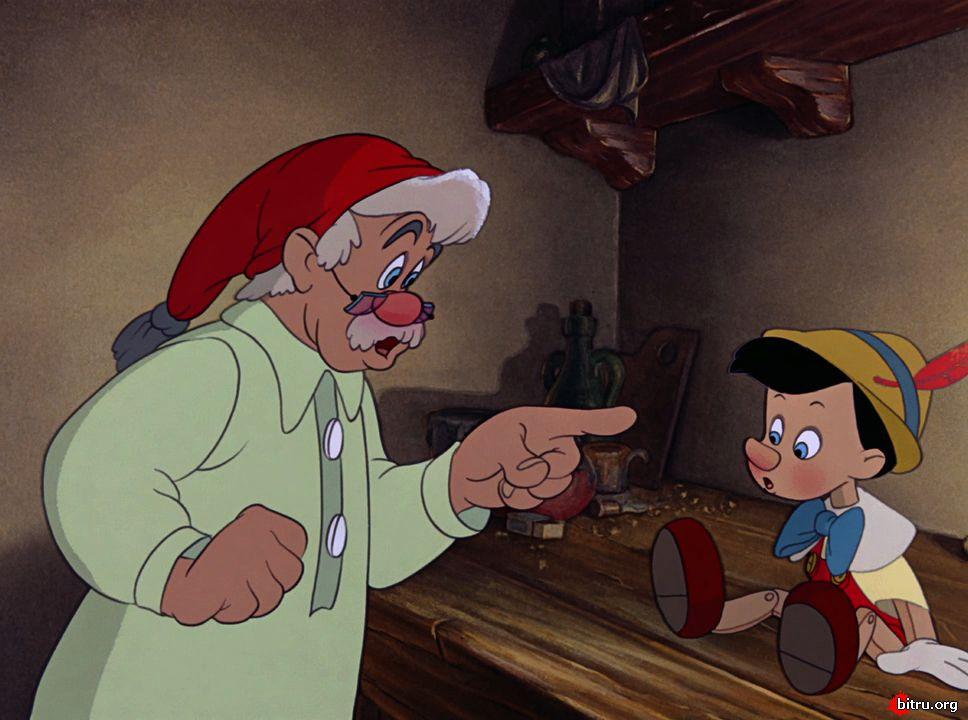 Pinocchio 1940