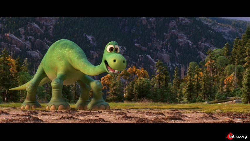 скачать мультфильм хороший динозавр на телефон