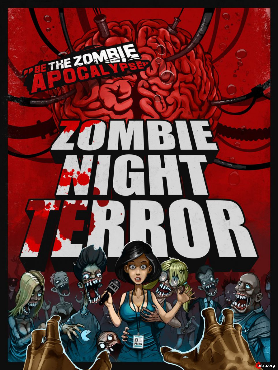 ZOMBIE NIGHT TERROR: SPECIAL EDITION [UPDATE 3] (2016) PC | STEAM-RIP ОТ LE ...