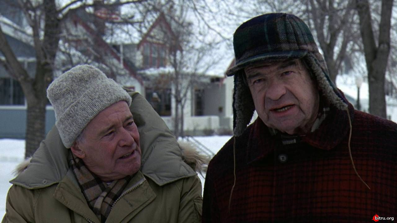 an analysis of the characters of john gustafson max goldman and ariel in the movie grumpy old men