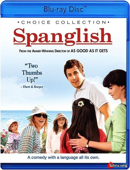 spanglish essay in the movie