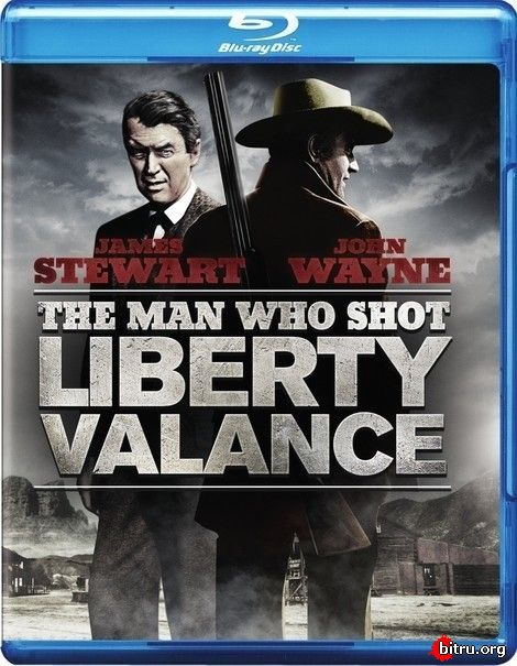 western and the man who shot