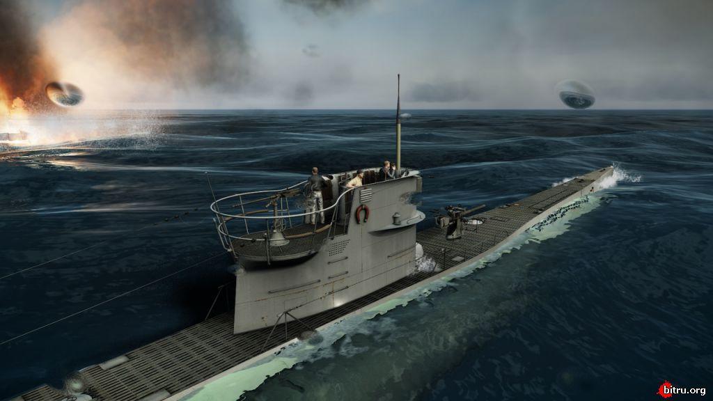 Игры про подводную лодку на пк